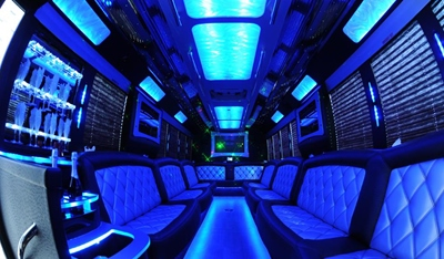 party bus for 40 passenger