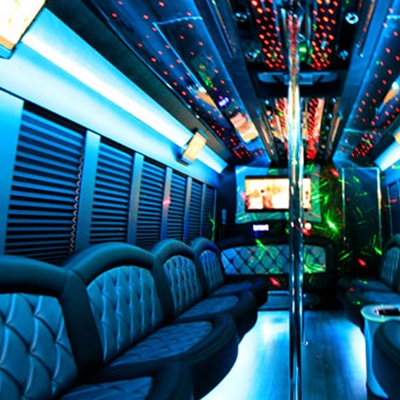 Saint Charles Party Buses