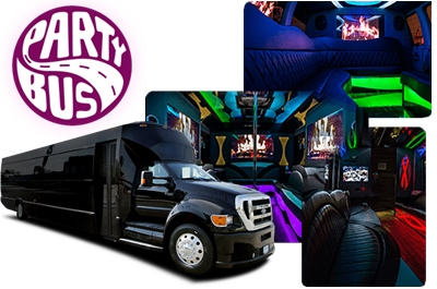 Saint Charles Party Bus