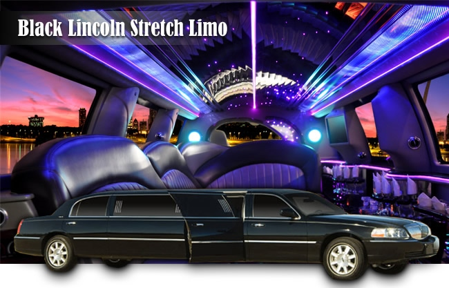 Stretch Limo in St. Charles